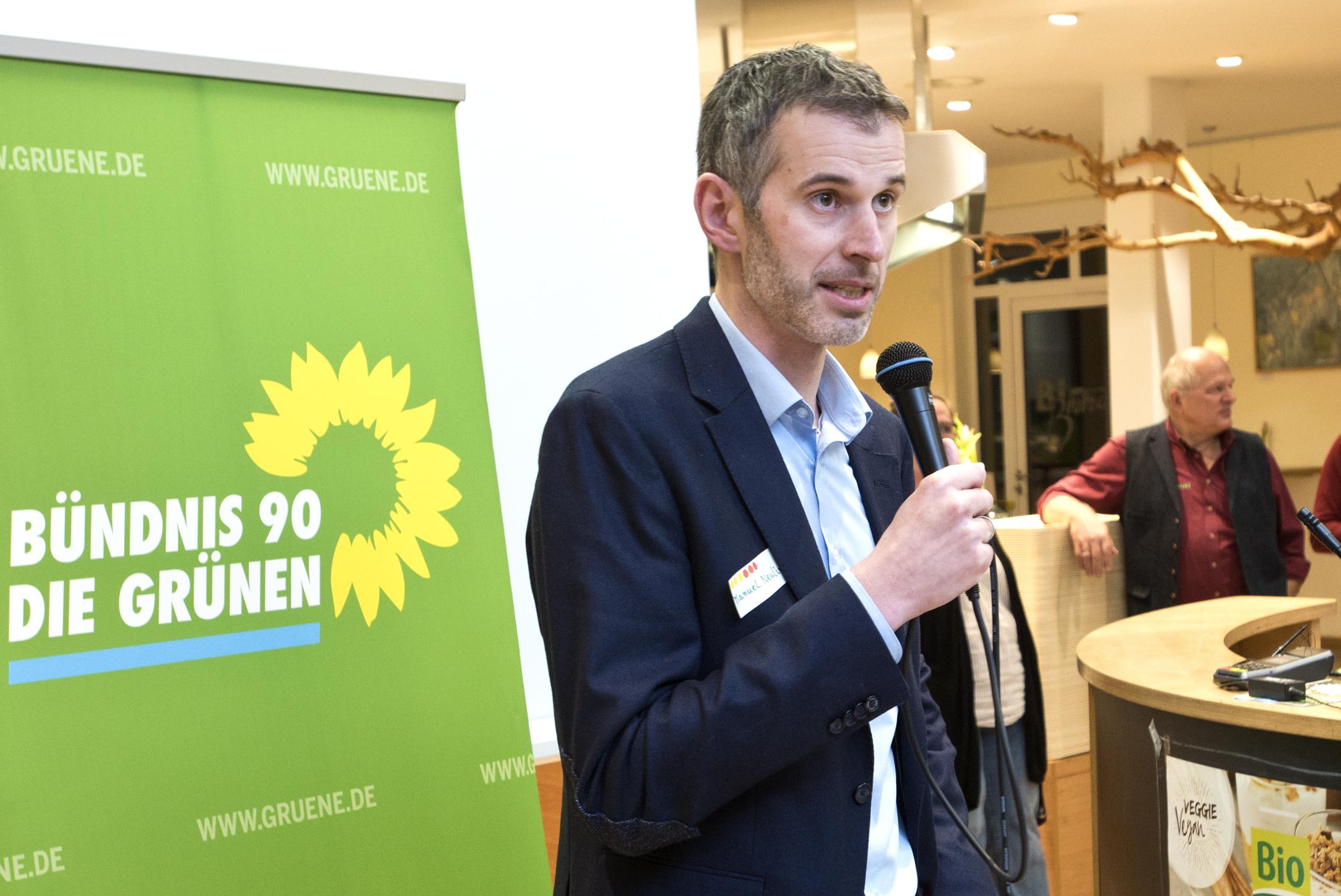 Rede zum Neujahrsempfang der Grünen